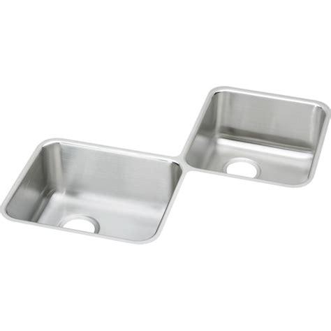 corner undermount kitchen sink elkay lustertone 32 quot x 32 quot undermount bowl corner