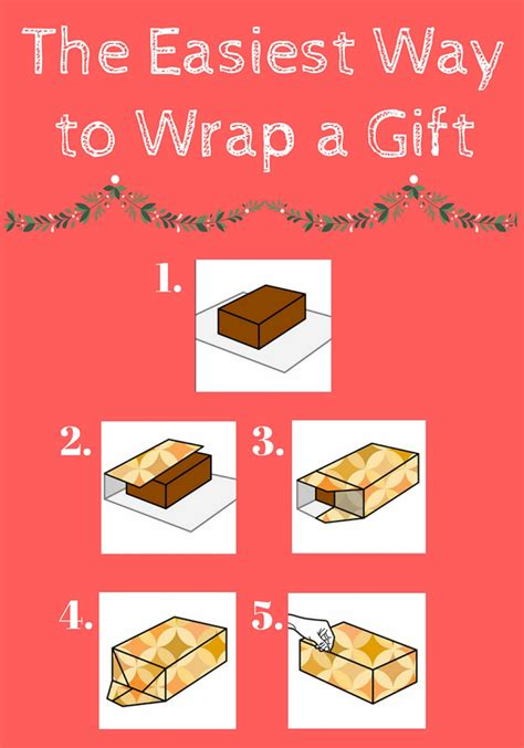 how to pack gifts how to wrap a gift use our step by step guide