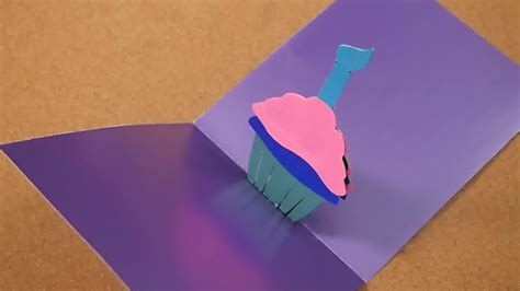 how to make a pop up card step by step how to make a pop up birthday card with pictures wikihow