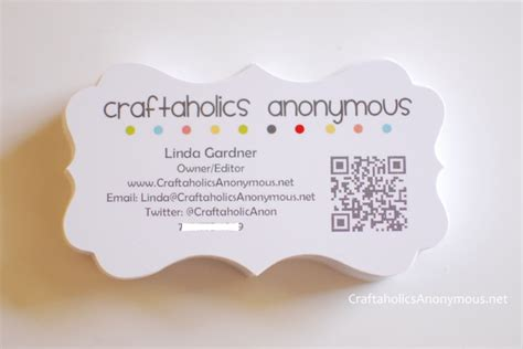 i want to make my visiting card business cards