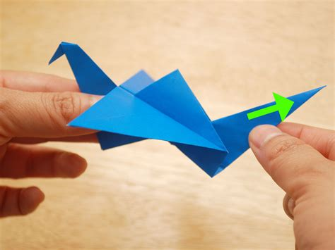 wikihow origami crane 3 ways to make an origami flying bird wikihow