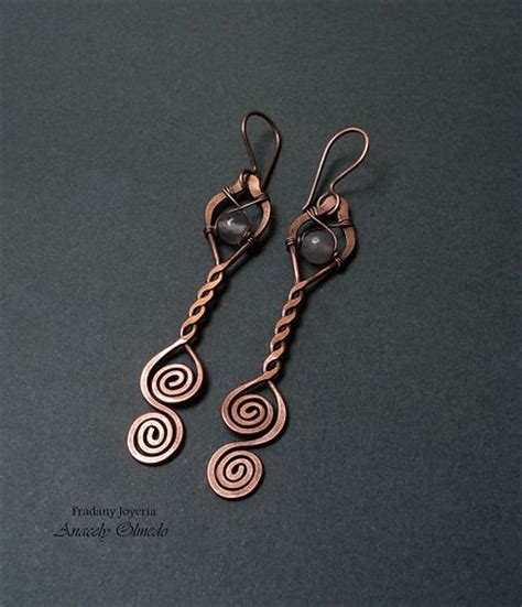 how to make sted metal jewelry 5661 best wire jewelry ideas images on