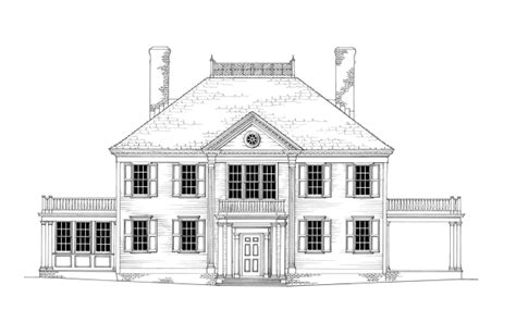 colonial plans colonial revival house plans federal colonial floor plans