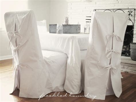 dining room slip covers custom chair slipcovers ribbons and inspiration