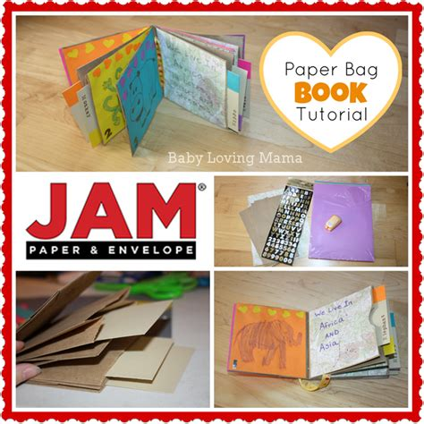 paper craft using books paper bag book craft tutorial with jam paper and envelope