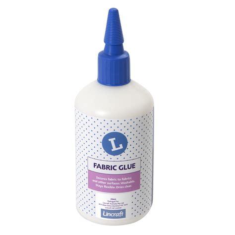 glue to fabric lincraft fabric glue 250ml craft essentials lincraft