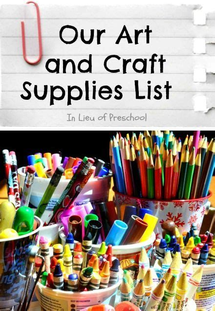 and crafts supplies best 25 arts and crafts supplies ideas on