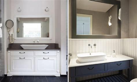 Rustic Modern Bathroom Vanities by Designer Bathroom Vanities Modern Country Bathroom