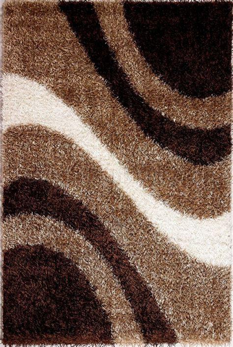 modern m6006 beige brown area rug