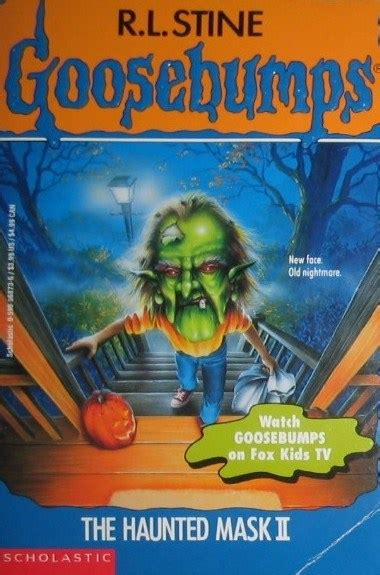 pictures of goosebumps books 10 best quot goosebumps quot book covers bloody disgusting