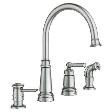 four kitchen faucet 4 kitchen faucet sets