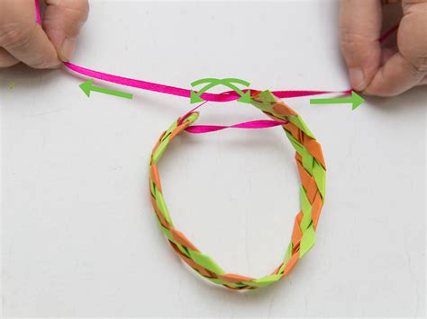 how to make jewelry with paper 3 ways to make a paper bracelet wikihow