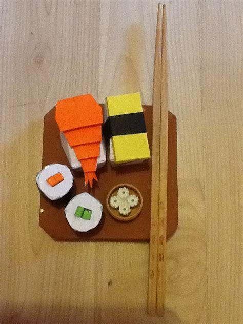 sushi origami origami sushi by jasonchandraws on deviantart