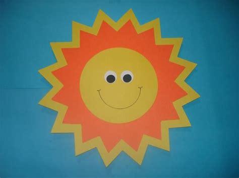 sun crafts for sun craft oca craft ideas