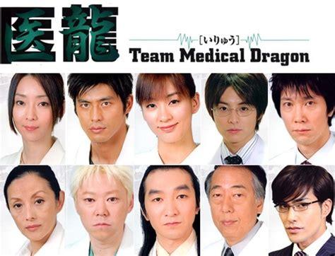iryu team 医龍 team pradt
