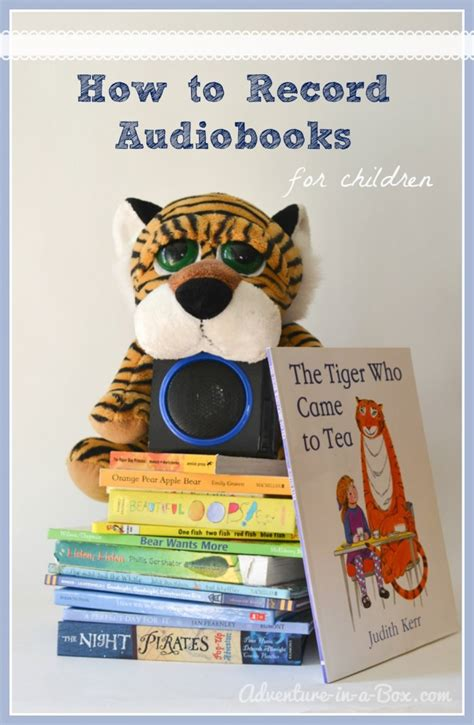 free children books with audio and pictures how to record audiobooks for children