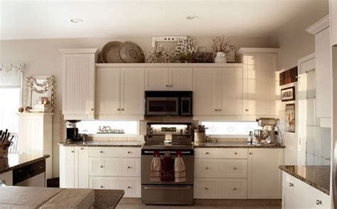 kitchen cabinet decorations kitchen cabinet top decoration ideas home decoration ideas