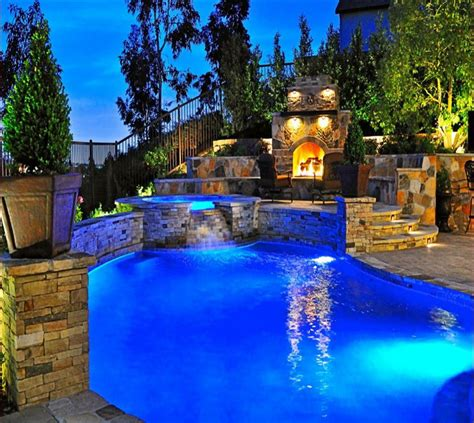 amazing backyard pools amazing pools and backyards home design ideas