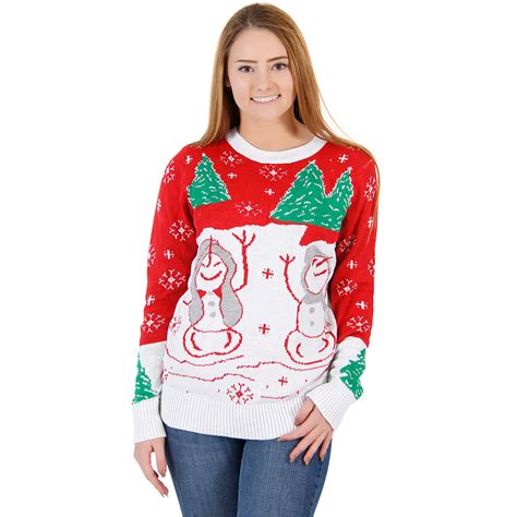 Sweaters With Lights And by S Lights Sweater