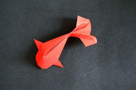 how to make an origami koi fish step by step origami fish koi riccardo foschi doovi