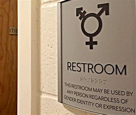 Gender Neutral Bathrooms On College Cuses by Three Rivers Students Multi Year Battle For Gender