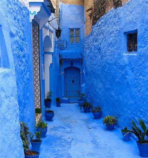 blue city morocco chair inspiring minimal living space designs 11 images