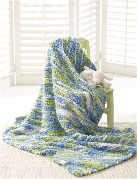 bernat baby knitting patterns 17 best images about blanket yarn blankies on