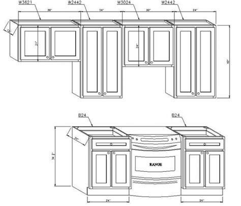 standard kitchen cabinet width standard cabinet door sizes manicinthecity