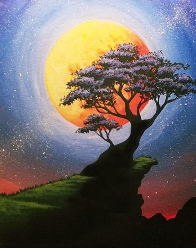 paint nite boston clerys bp americana july 25 2017 paint nite event