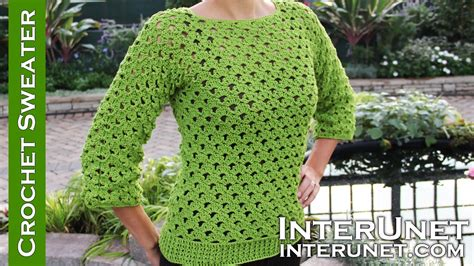 crochet or knit which is easier popular how to design a crochet sweater pattern lace