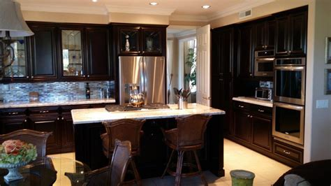 orange kitchen cabinet kitchen cabinet refacing in orange county