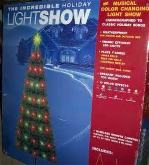 musical lights for tree gemmy musical lights tree the