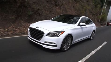 Hyundai Genesis 2015 5 0 by 2015 Hyundai Genesis 5 0 Review Roadshow