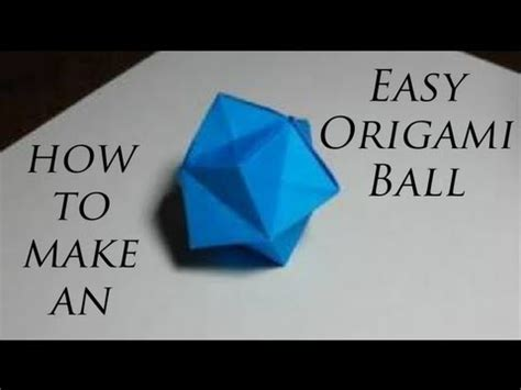 how to make origami things easy how to make an easy origami