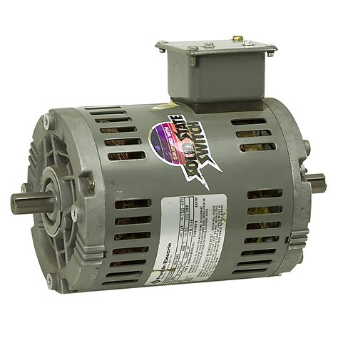 Ac Electric Motors by 1 4 Hp 2960 Rpm 220 240 Volt Ac Motor Franklin Electric