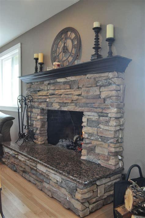 fireplace stones best 25 fireplace mantel ideas on