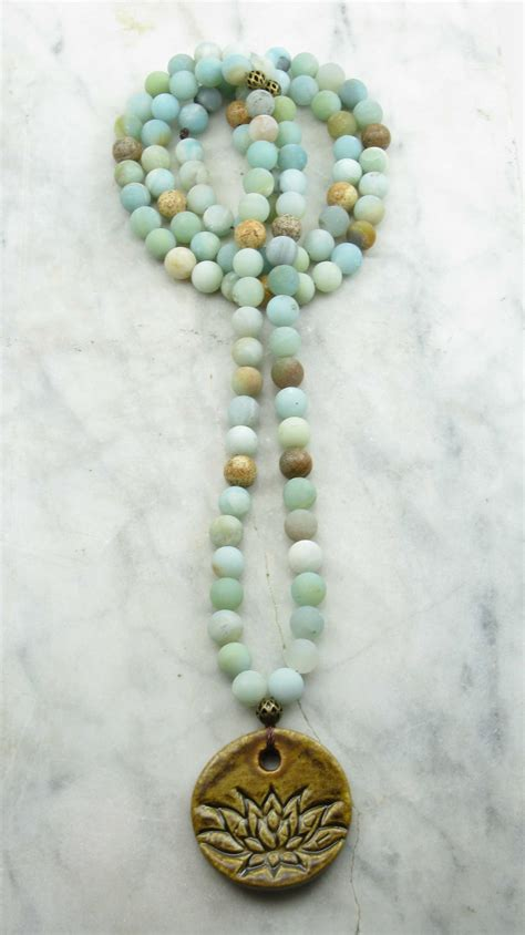 what are mala pacific mala 108 amazonite mala buddhist
