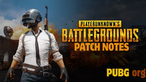 pubg test server patch notes pubg early access week 31 patch notes playerunknown s