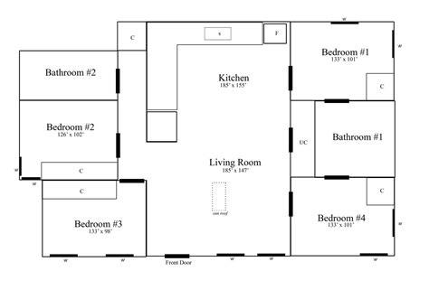 floor plan with measurements 28 floor plan measurements fabulous family