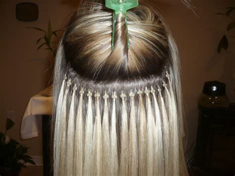Micro Links Hair Extensions