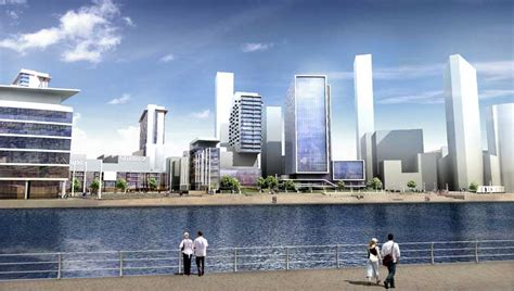 media city media city salford manchester e architect
