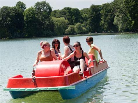 Minigolf Englischer Garten München by Bootsverleihe In M 252 Nchen Das Offizielle Stadtportal