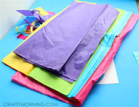 craft ideas using tissue paper tissue paper dragonfly craft for crafty morning