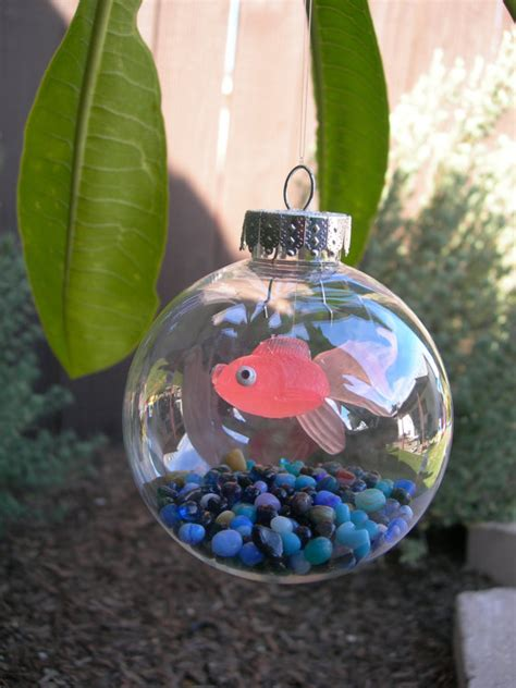 ornament craft for 11 best photos of clear ornaments ideas fish