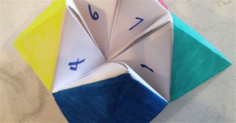 origami for 7 year olds my 7 year loved the origami fortune teller adding