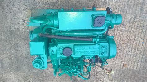 Daihatsu Diesel Engine by Daihatsu Clmd30 For Sale Uk Daihatsu Boats For Sale