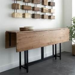deco kitchen table la table de cuisine pliante 50 id 233 es pour sauver d