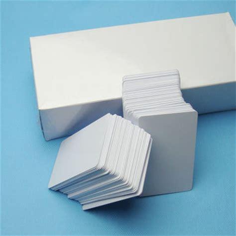 how to make pvc id card inkjet print pvc id card kits student id card