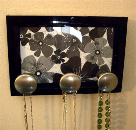 make a jewelry holder make a necklace holder 187 dollar store crafts