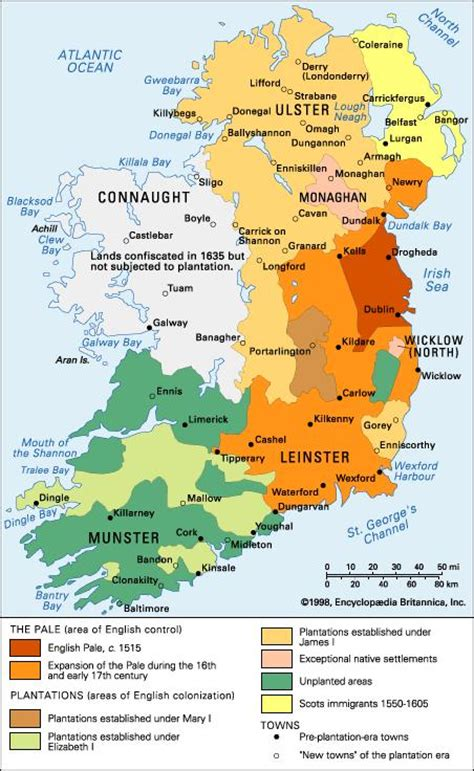 the pale the pale historical region ireland britannica